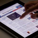 La tablette effectue une percée dans les entreprises belges