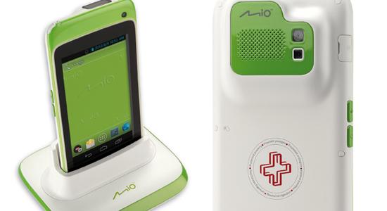 Mitac lance des tablettes médicales sous Android