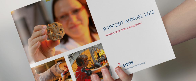 sirris-aanual-report