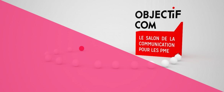 Mission-Systole sera présente à Objectif COM, le salon de la communication pour les PME